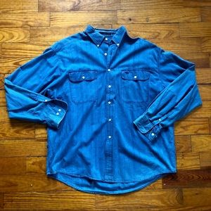 Vintage Dockers Button Down Shirt